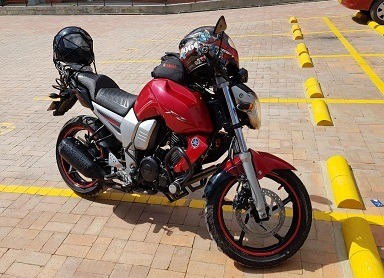 vendo moto yamaha fz 16 150 modelo 2010
