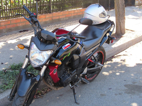 vendo moto yamaha fz 16, año 2013