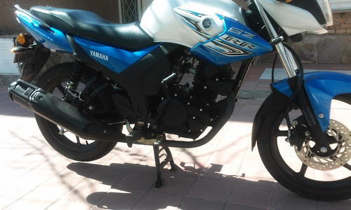 vendo moto yamaha sz150rr version 2.0 unica.