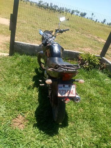 vendo moto yamaha ybr 125