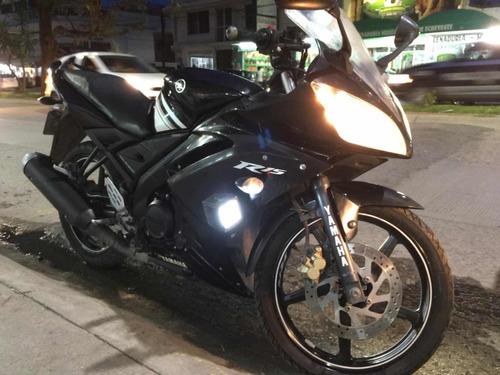 vendo moto yamaha yzf r15 r 15 negra