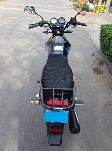 vendo moto zongshen 150cc con soat y transferencia