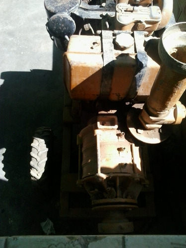 vendo motobomba diesel slanci