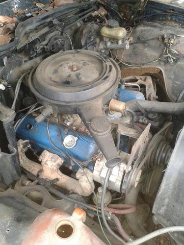 vendo motor 305 y caja 350