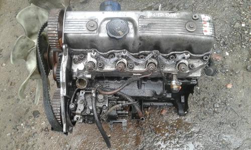 vendo motor de 4d56, diesel, mitsubishi