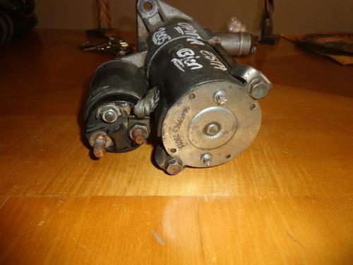 vendo motor de arranque de chevrolet optra, año 2005