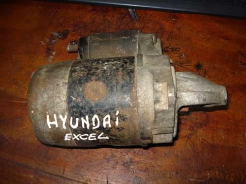 vendo motor de arranque de hyundai excel