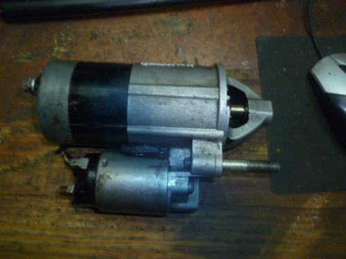 vendo motor de arranque de hyundai santa fe, 2002 6 cilindro