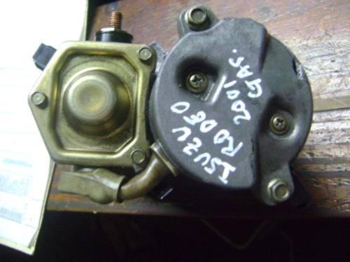 vendo  motor de arranque de isuzu rodeo, año 2001, 6 celindr