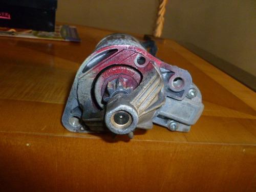 vendo motor de arranque de mitsubishi montero, año 1999