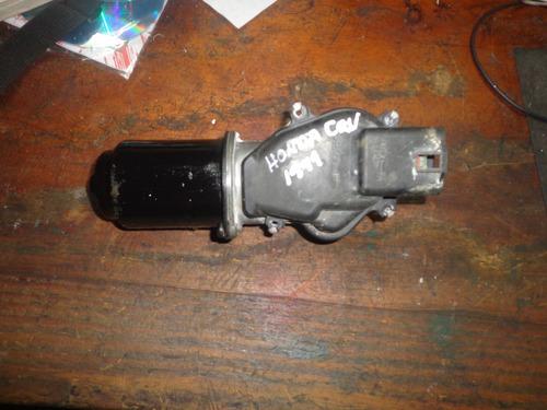 vendo motor  de limpiaparabrisas de honda crv, año 1999