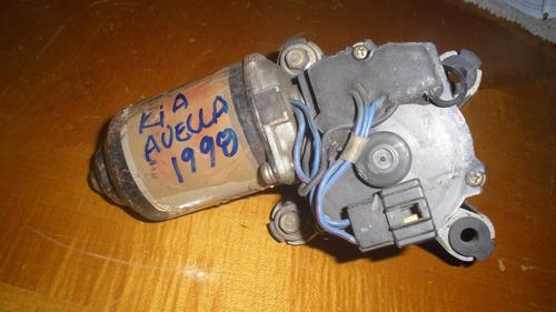vendo motor de limpiaparabrisas de kia avella, año 1998