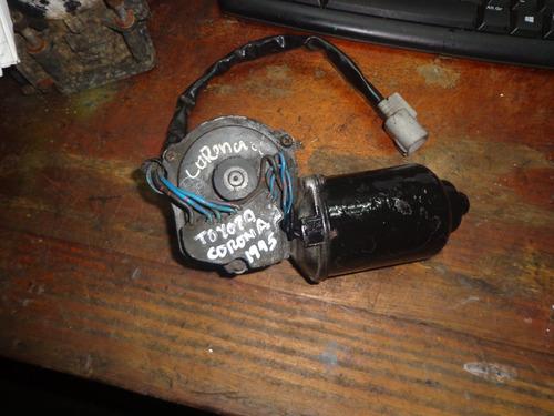 vendo motor de limpiaparabrisas de toyota corona, año 1995