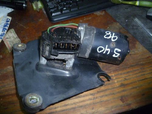 vendo motor de limpiaparabrisas de volvo s40 año 1998