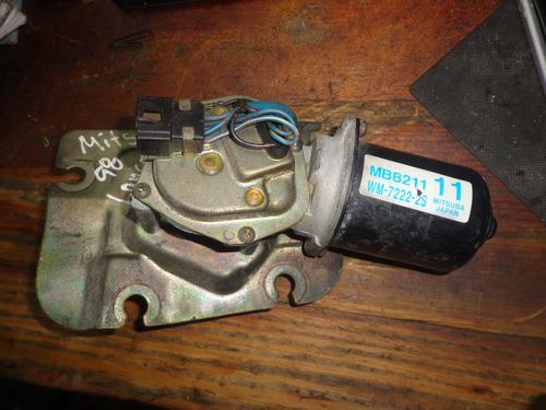 vendo motor de limpiaparabrisas , mazda 626, año 1994