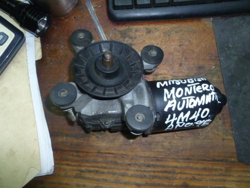 vendo motor de limpiaparabrisas , mitsubishi montero,  1996