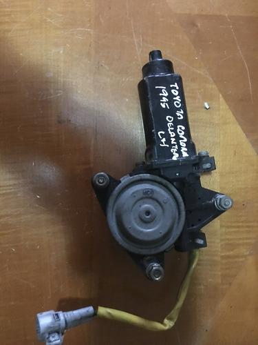 vendo motor de regulador de ventana toyota corona añ0 1995