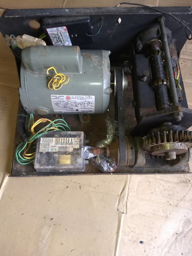 vendo motor eléctrico para portón
