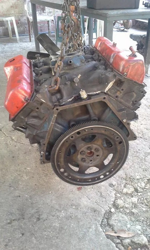 vendo motor ford 400 para anillar estandar