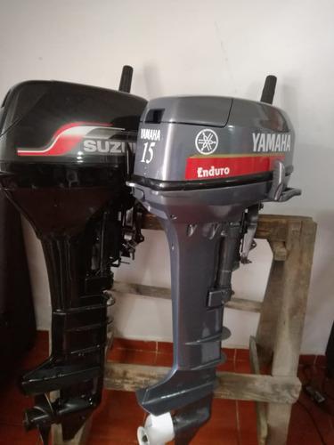 vendo motores fuera de borda de 15,25, 40 y 60 hp 2 yamaha