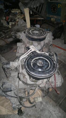 vendo motores nissan sentra nafta con documentacion
