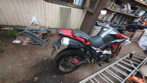 vendo motorrad  250 cc, año 2016, $ 900.000.-