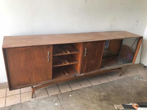 vendo mueble antiguo de cenizaro