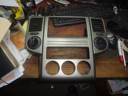 vendo mueble de radio nissan xtrail, año 2007, # 68260 eq100