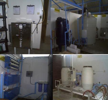 vendo nave industrial / bodega / purificadora de agua