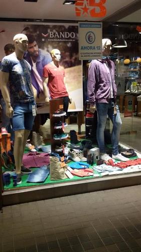 vendo negocio de indumentaria en cosquín