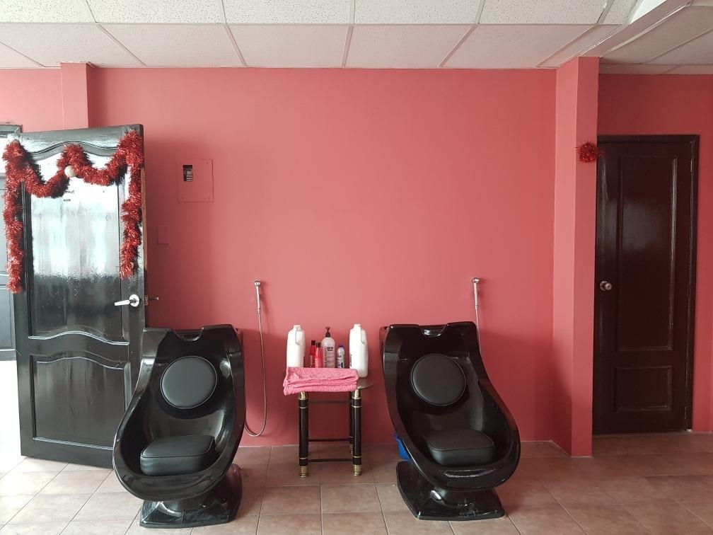 vendo negocio peluquería spa