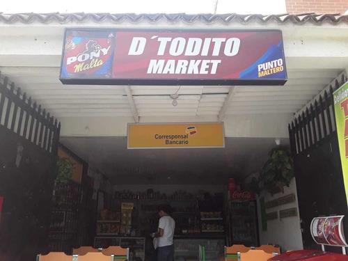 vendo negocio rentable en fusagasuga