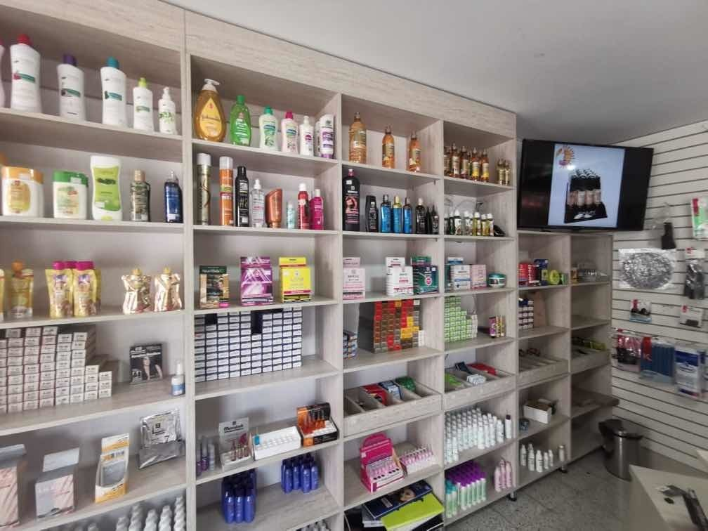vendo negocio tienda de peluquero