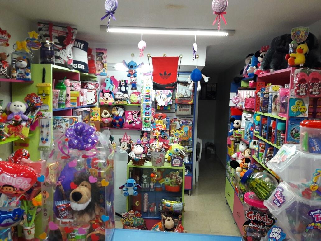vendo negocio-tienda de regalos excelente ubicacion y precio
