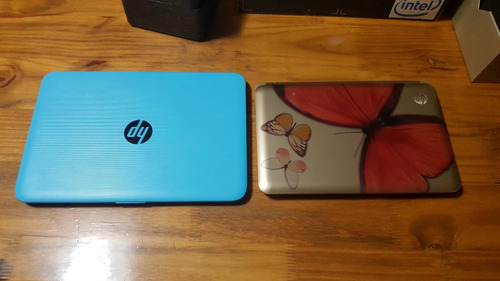 vendo netbook hp mini 210 version limitada mariposas