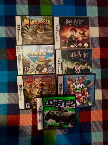 vendo nintendo ds lite como nuevo incluye 7 juegos