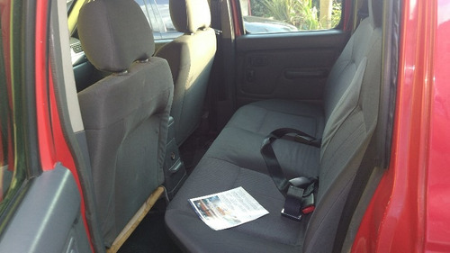 vendo nissan frontier 2.8 xe cab. dupla 4x2 4p