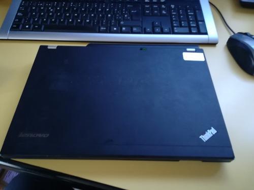 vendo notebook lenovo thinkpad x230i    core 3