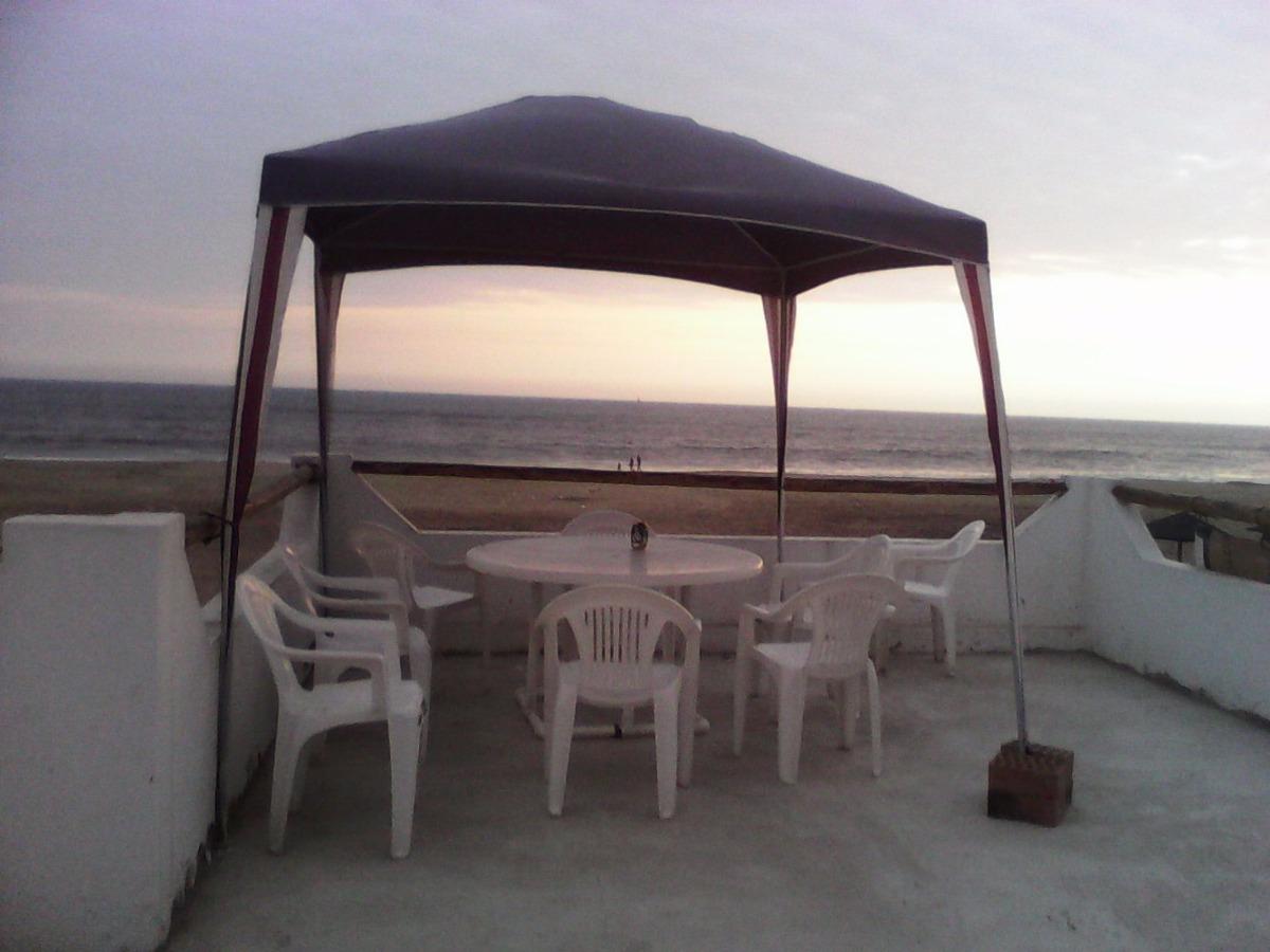 vendo o alquilo casa de playa frente al mar en punta negra