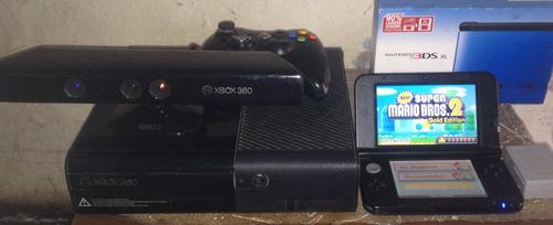 vendo o cambio 3ds y xbox  360 e s.slim  por nintendo switch