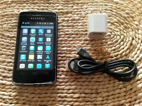 vendo o cambio alcatel 4010 pop telcel android, 32gb memoria