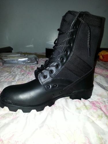 vendo o cambio botas militares paracaidista!!!!  nuevo 100%