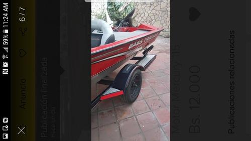 vendo o cambio bote tracker 17.5 pies