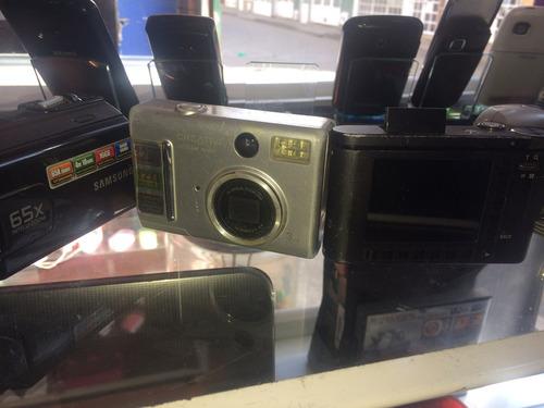 vendo o cambio cámaras digitales para repuestos