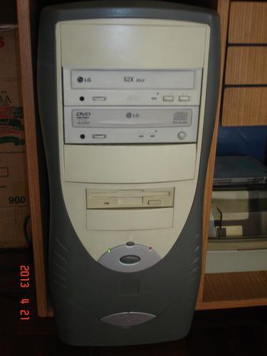 vendo o cambio computador intel pentium 4 2,4 ghz