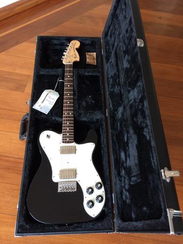 vendo o cambio guitarra fender telecaster deluxe nueva