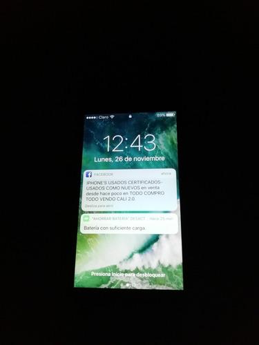 vendo o cambio iphone 5s.