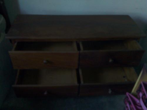 vendo o cambio juego de cuarto completo madera