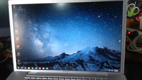vendo o cambio macbook pro a1212 17 pulgadas 300 trumpz