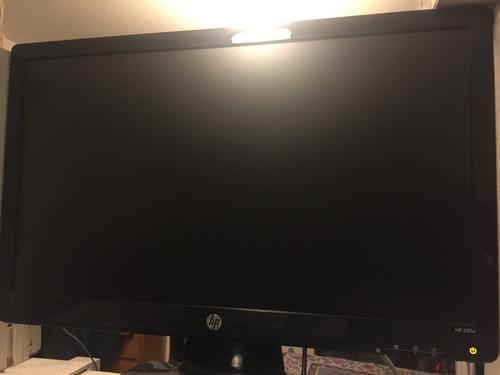 vendo o cambio monitor hp 23  excelente calidad de video led